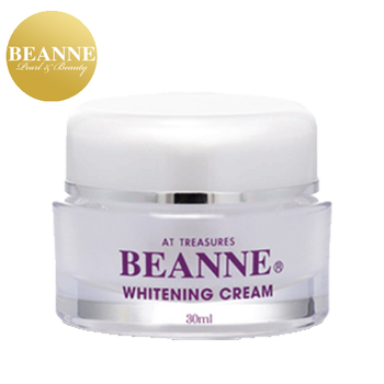 10B218 2018 Newest Pearl Peeling Whitening Face Cream For Black Skin