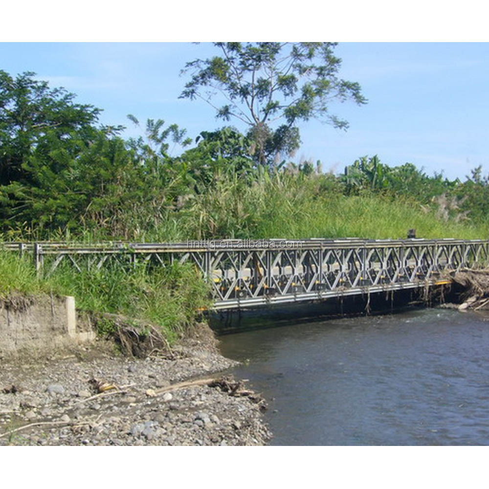 bailey bridge supplier,bailey bridge portable steel bridge,bailey bridge construction