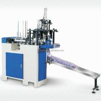 Disposable 2015 new products paper glass making machine cost