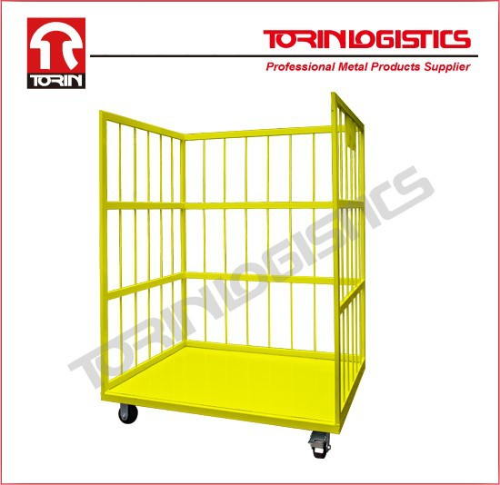 Logistic trolley, warehouse trolley, logistic cart