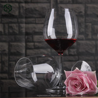 wholesale Clear Crystal Wine Glass