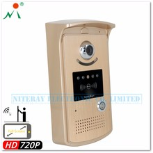 door entry system wired video phone with camera NR846