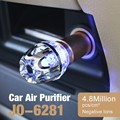 12V Plug In Negative Ion Purifier Car Air Fresher For Car