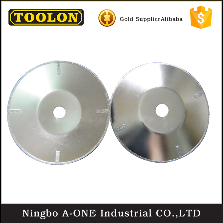 Hot Sale Press Continuous Turbo Wave Diamond Saw Blade For Marble Ceramic Tile Concrete