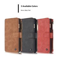 In stock Mix colors Wallet Leather phone cover for iphone6