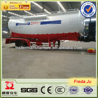 Hot Selling 3axles Bulk Cement Tanker