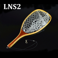 TROUT Fly fishing rubber fish landing nets