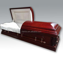 purple caskets suppliers with coffin liners