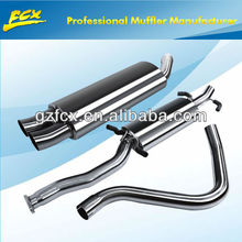 car muffler performance exhaust system for FORD