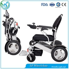 Electric Handicapped wheel chair scooter with 250W motor