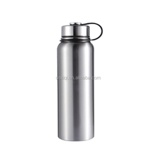 Colored flask vacuum bottleStainless steel vacuum flaskDouble wall vacuum flask