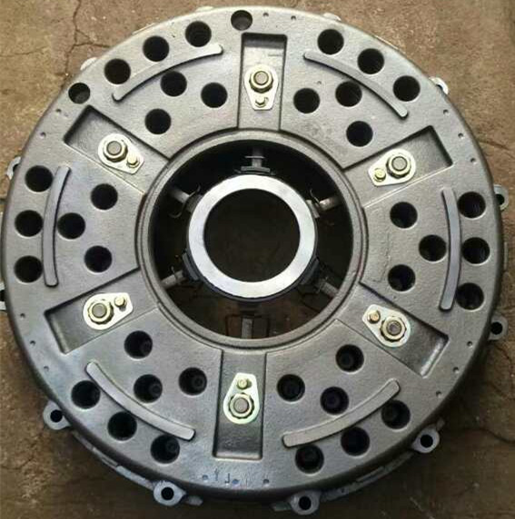 <strong>Centrifugal</strong> <strong>clutch</strong> disc and pressure plate assembly parts used for heavy duty truck