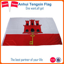 Custom Material and Printing National Flags