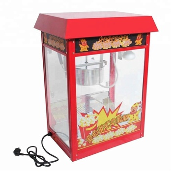2016 hot sale factory direct selling popcorn machine