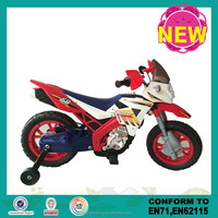 Battery powered toy car three wheel electric motorcycle for kids