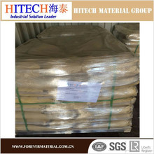 self-flowing castable refractory material for blast furnace