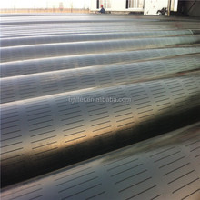 (High precision) petroleum casing slotted pipe