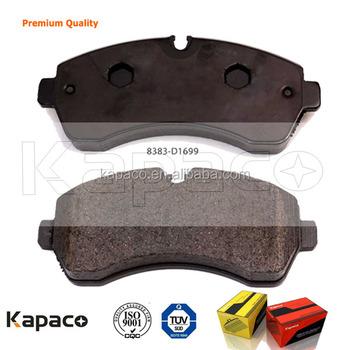 Kapaco Premium Brake Pad Best Brake Pad 8383 D1699 For