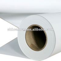 Poly-coton canvas printing rolls