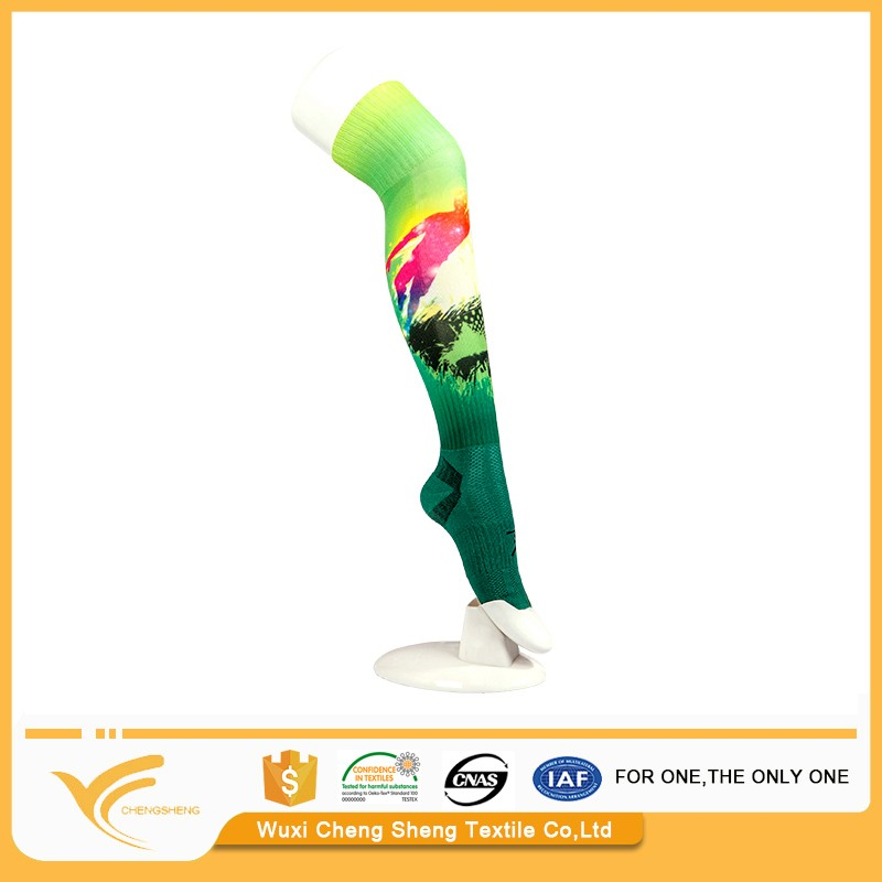 modern-styled 360 degree seamless printing legging pantyhose for women