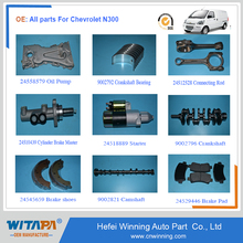 hot sale original chevrolet n300 car spare parts with color packing