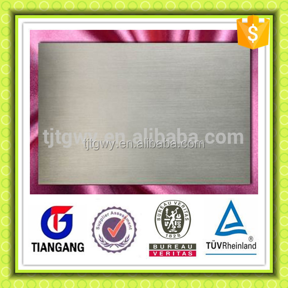 304LN stainless steel sheet punch