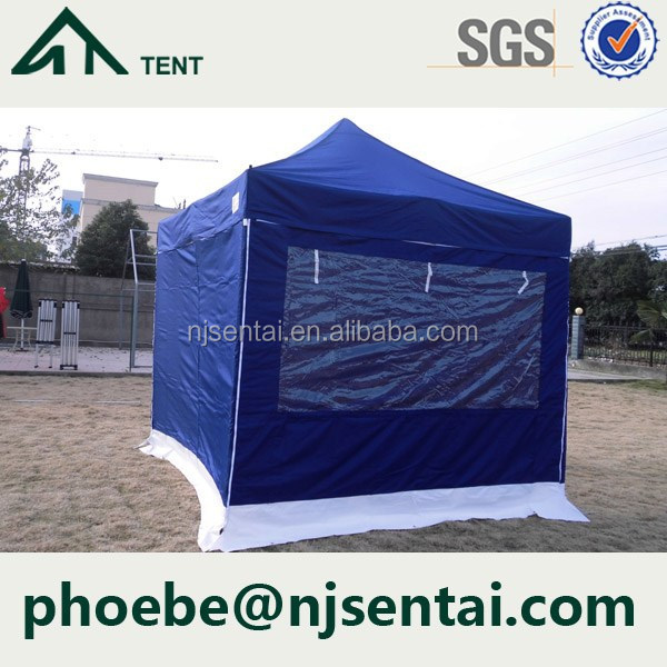 3x3 easy up party tent curtains