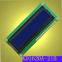 16x2 character LCD Blue module