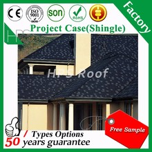 High quality stone coated metal roofing sheet/stone chip metal roof tile in Kenya