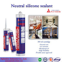 Produce neutral and good quality silicone for sealant / provide china cheap silicone silicone sealant
