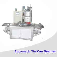 Automatic paint drums sealing machine
