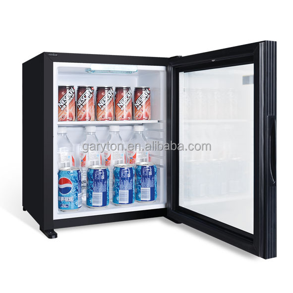GRT-XC28-1 Glass door, small office refrigerator 28L