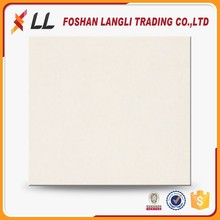Hot selling products simple white horse ceramic floor tile