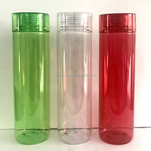 Factory Provide Directly AS/TRITAN 28 OZ Customized Voss Water Bottle