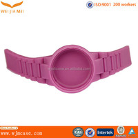 Colorful Useful Good Quality Soft Customise Silicone Watch Straps Manufacturer