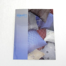 Hot sale glossy lamination coloring brochure printing on demand