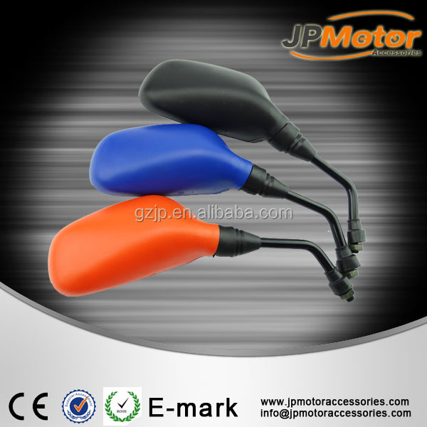 High Performance Chinese ABS motorbike scooter plastic part chopper motorcycle side mirror