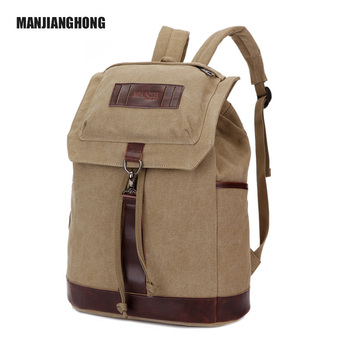 Hot sale canvas outdoor backpack , mochilas bag