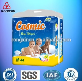 china hot product disposable sleepy baby cloth diaper with good quality wholesaler