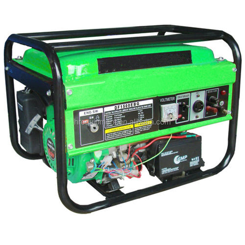 Mini 5.5KW Portable Electric Start Petrol Power Generator