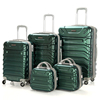5pcs trolley bags carry on luggage sets ladies hand bags