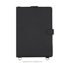 Magic Carry Tablet Folio Case with Shoulder Strap for iPad