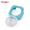Wholesale New Hi-Q Detachable pet dog Bowl food grade non -toxin cat Dog Slow feeding bowl