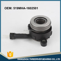 China manufacturer auto parts hydraulic clutch bearing for chery 519MHA-1602501