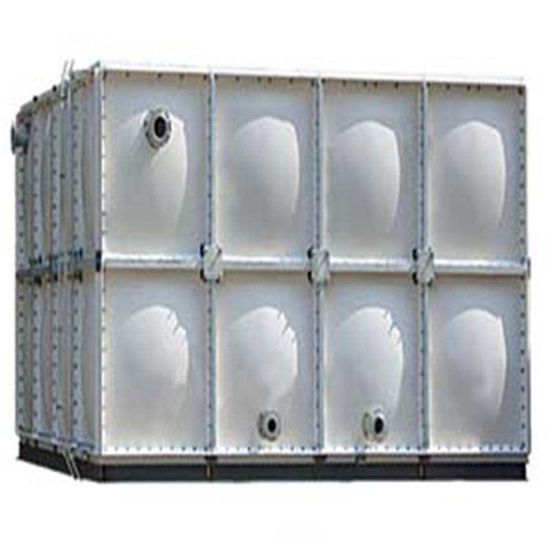 45 Cubic Meter Panel Storage FRP Combined Drinking Water Tank