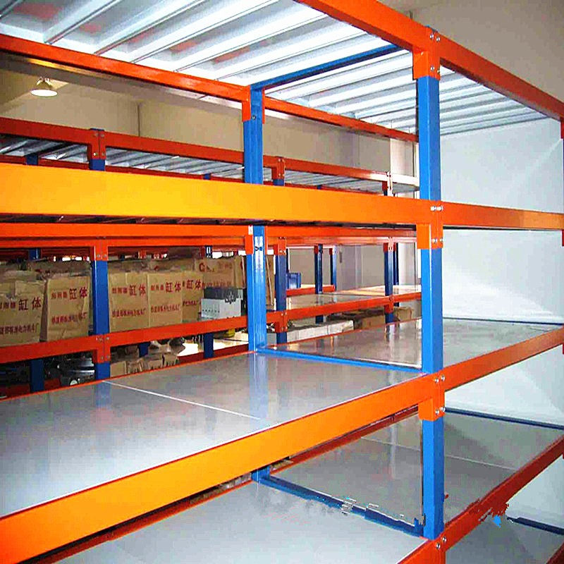 High-quality Q235 Colded-coll Steel Warehouse Light Duty