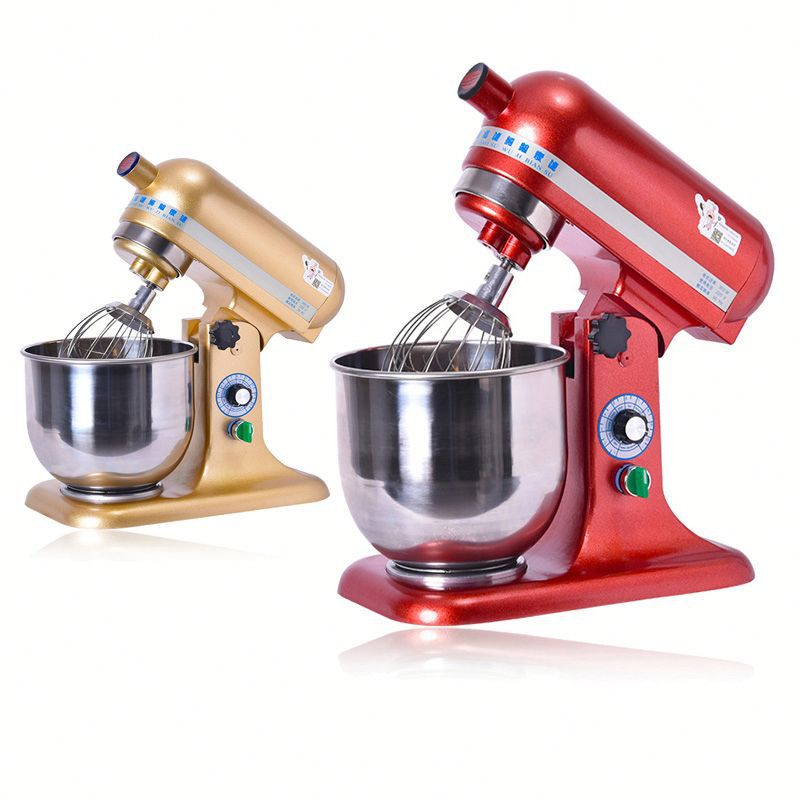High quality industrial bakery planetary mixer 7L litre hot sale planetary mixer