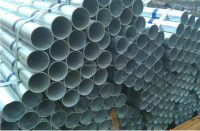 BS1387 hot dip gi pipe, galvanized pipe , galvanized steel pipe Trade Assurance Supplier