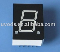 1 digit 7 segment display, High brightness, Taiwan chip
