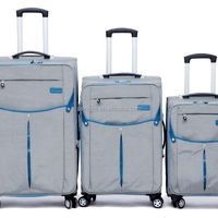 4 Wheels Hard Shell Trolley Case